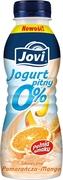 Jovi Jogurt pitny 0% słoneczna pomarańcza - mango