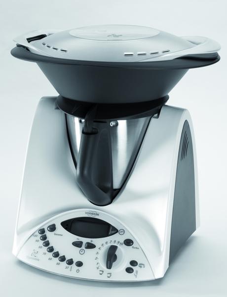 Vorwerk thermomix tm31 wieloczynno ciowy robot kuchenny for Robot vorwerk thermomix prix